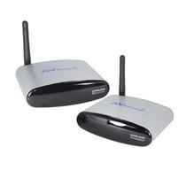 Transmissor De Audio E Video Sem Fio Transmissor Av Wireless