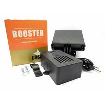 Booster Amplificador 40db Para Antenas Externas De Uhf- Hdtv