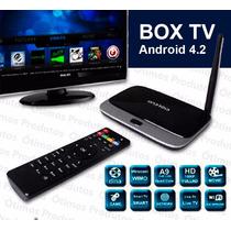 Box Tv Smart Google Wifi Quad Core Android 4.2 Hdmi Usb Av
