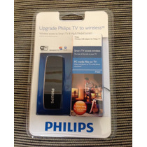 Adaptador Usb Wifi Para Smart Tv Philips - Pta01