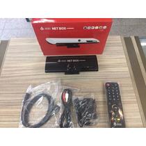 Smart Tv Box Quad-core 8gb 4k Super Imperdível