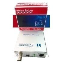 Video Balun Ativo Transmissor 2400 Metros Cftv Bl-1at (297)