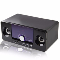 Caixa De Som Mp3 Bass Box 2.1 - 20w Rms Multilaser-sp117
