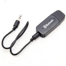 Receptor Bluetooth Áudio Stereo Transmissor P2 Prta Entrega