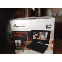 Dvd-powerpack Isdvd-7000 S