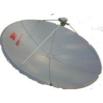Antena Sky 1,50m Completa Original Sky Hdtv