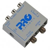 Mini Modulador De Audio E Video Canal 3/4 - Pqmo-2230