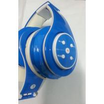 Fone De Ouvido Headphone Sem Fio Fm Micro Sd Bluetooth