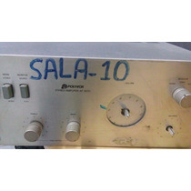 Amplificador De Som Ap 3070 Polyvox Sem Um Botão