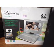 Dvd-powerpack Isdvd-7000 B