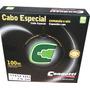 Cabo Coaxial Bipolar 5mm Cam Hd 100m 80% Flexível Condutti