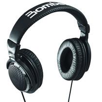 Fone De Ouvido Headphone Bomber Hb01 Black Driver 40 Mm 24 R