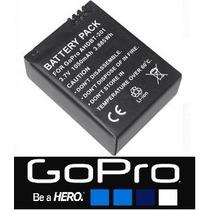 Gopro Go Pro 3 3+ Bateria Recarregável Li-on Hero3 Ahdbt-301