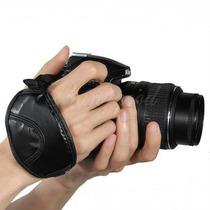Hand Grip Alça De Mão Cameras Nikon Canon Fuji Sony Pentax