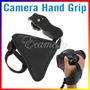 Alça De Mão Hand Grip Camera Dslr Strap Canon Nikon Sony