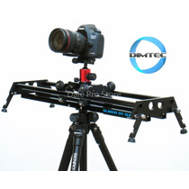 Slider Dolly Traveling P/ Vídeo Dimtec Precision Dt 0.7