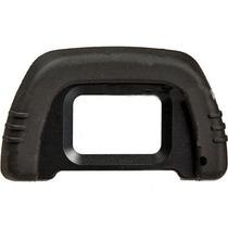 Protetor Ocular Eyecup Nikon Dk-21 D90 D3000 D7000 D80...cr