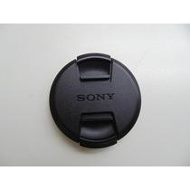 Tampa Da Lente Sony Nex 55mm