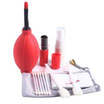 Kit Profissional De Limpeza Para Lentes (7 Em 1) Canon