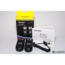 Radio Flash Yongnuo Rf-603n Nikon