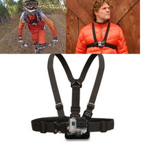 Suporte De Peito Chest Mount Gopro Hero Hd 2 Elastic Go Pro
