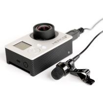 Microfone Profissional Para Gopro