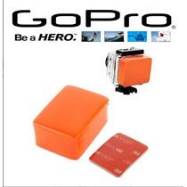 Go Pro Floaty Bóia Flutuação Backdoor Gopro Hero 2, 3, 3+ 4