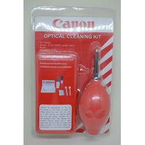 Kit De Limpeza Canon 7 Em 1 Profissional