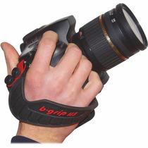 Alça De Mão Hand Strap P/ Câmera Nikon Dslr D500