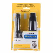 Microfone Profissional Shenggu Sg 108 Stereo Canon/nikon