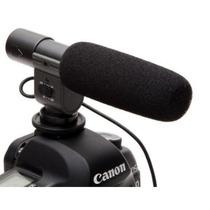 Microfone Profissional Sg108 Stereo P/camera Canon Nikon