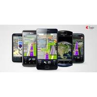 Gps Aura Sygic 3d Br 2012 - Offline Celular E Tables Android