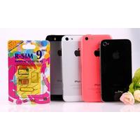 R-sim 9 Pro Gevey Desbloqueador De Iphone 4s 5 5s Ios 7.x