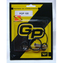 Kit Reparo Carburador Pop100 , Pop 100