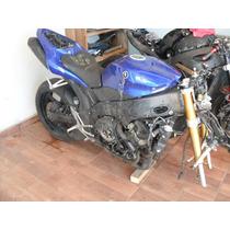 Para Retirada De Peças Yamaha Yzf R1 2008