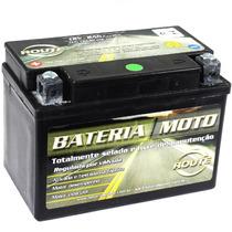 Bateria Moto Honda Cb 400 Cb-1 1989 Ate 1990 - 9 Ampéres