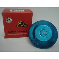 Tampa Tanque Gas. Y. Ybr125/fazer250 /xtz125 Ap 05