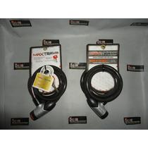 Trava Corrente 12mm/150mm Moto Bike Step Carro Cg Twister Cb