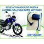 Rele Acionador De Buzina Automatico Para Moto Motoboy