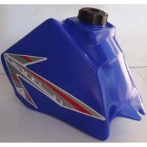 Tanque Combustível Azul Honda Xr200 Xlr125 Nx150 Nx200