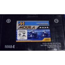 Bateria Moura Ytx9-bs Ma8-e Cb500 Shadow Xt600 Hornet Ninja