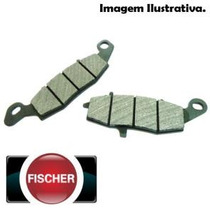 Pastilha Atc 250x 85/ Xlx 350r 87-91 -diant - Fischer