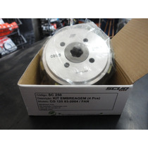 Kit Embreagem Completa Cg125/fan125/bros125/strada/xr200