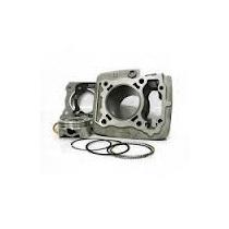 Kit Competicao Titan/fan E Nxr150 P/ 200cc Kit Preparado