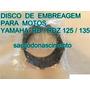 Disco De Embreagem Moto Yamaha Rdz 125 / Rd 135