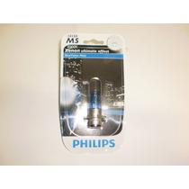 Lampada Azul Biz-100-biz-125-bros-150 Blue Vision Philips