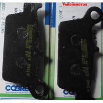 Falcon Pastilhas Freio Nx4 Xre 300 S/abs Tras. Frete 10,00