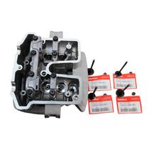 Cabeçote Original C/ Válvulas E Vedadores Honda Twister 250