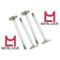 Valvula Escape Xlx 350 / Nx 350 - Sahara - Metal Leve