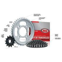 Kit Transmissão/relação Vaz Cbx 250 Twister Honda C\retentor